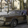 Barn Find; 1985 Lincoln Town Car, Signature Series, All original in museum quality condition, for sale.