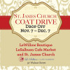 St. James Coat Drive + Le Salbuen