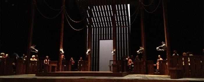 Equus Stampedes into Kasser Theatre