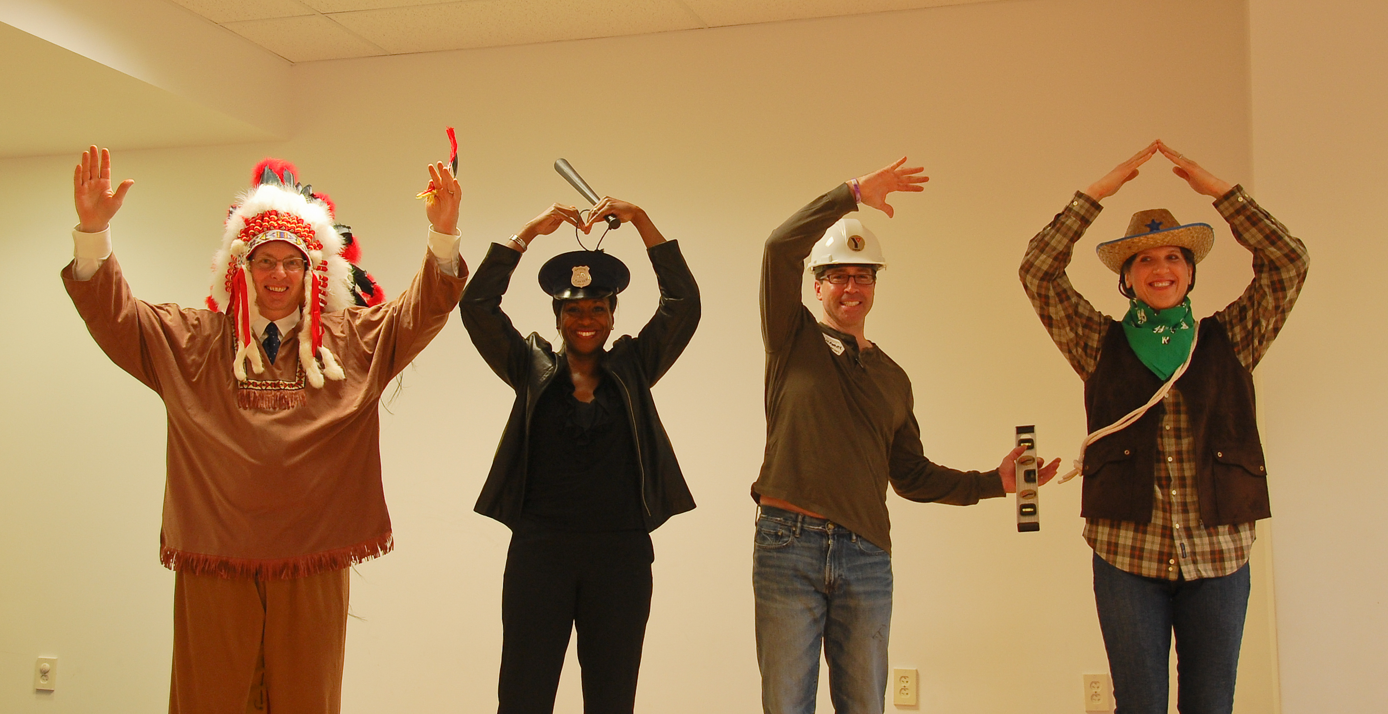 Way to you join today for the triangleVillage People Ymca Dance