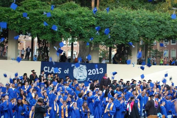 MHS Class of 2013 Graduates