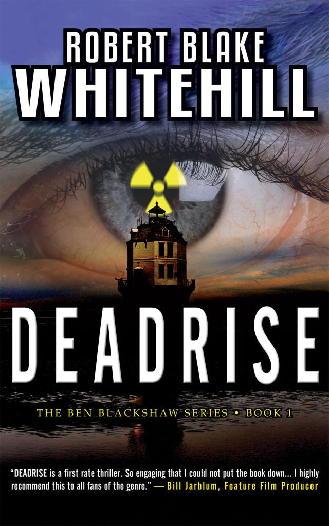 Robert Blake Whitehill front cover of Deadrise