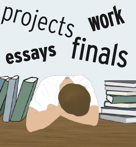 the effects of stress on students in high school or college essay