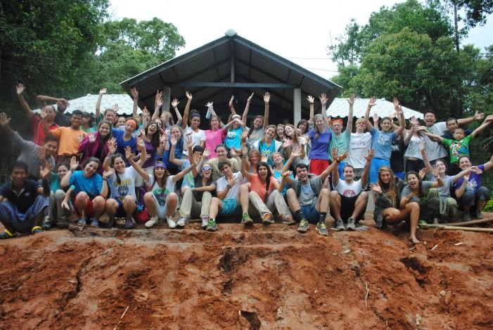 Caitlin Kennedy Organizes Thailand Fundraiser