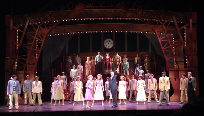 42nd Street Wows the Crowd