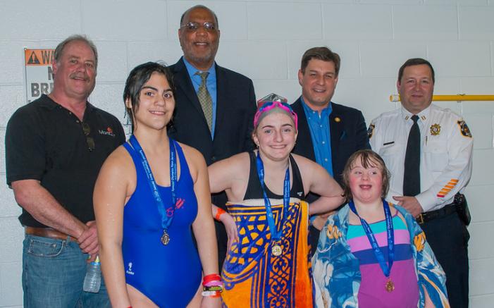 YMCA at Special Olympics