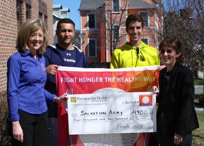 Montclair Kimberley Academy Help Fight Hunger