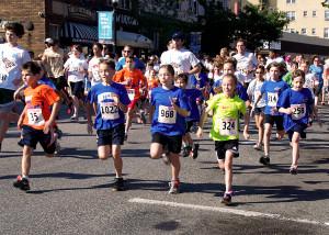 Scholarships benefiting from montclair run