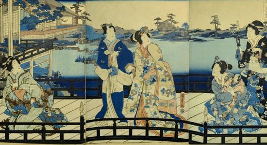George Segal Gallery: Art of Japan