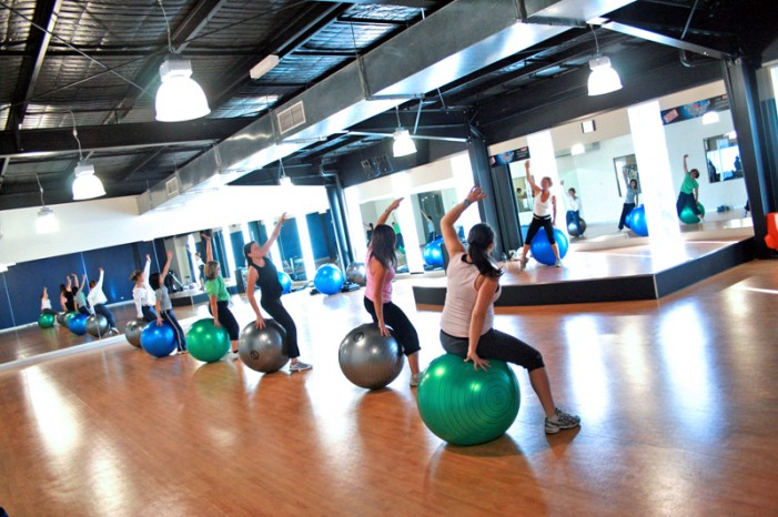 Fitness Venue Checklist
