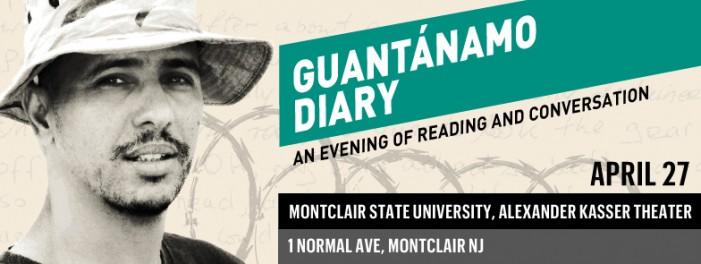 'Guantanamo Diary' Reading at Montclair State