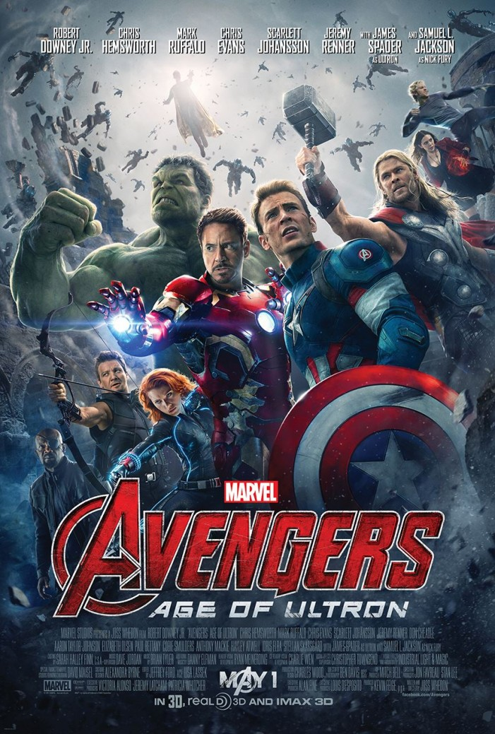 'Avengers: Age of Ultron' Review