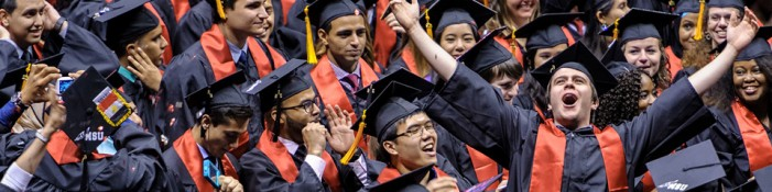 Class of 2015 Ceremonies: MSU