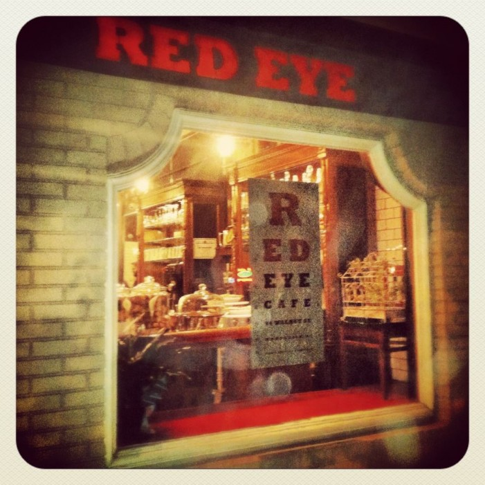 Red Eye: Coffee with Heart and Soul