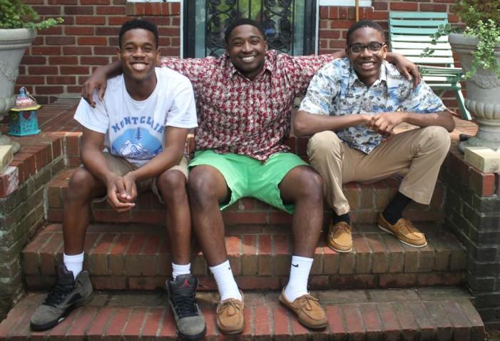 Michael Santos, Malcolm Luck and Darius Horne Earn Senior Spotlight