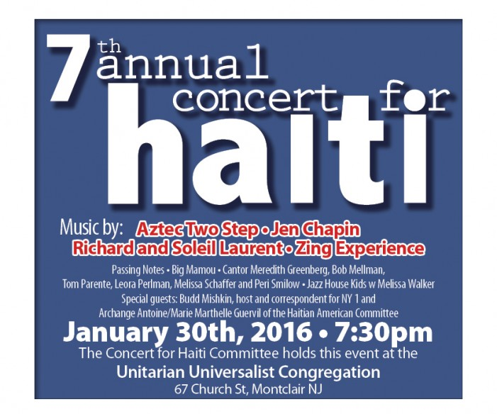 Haiti: 7th Annual Concert at Outpost