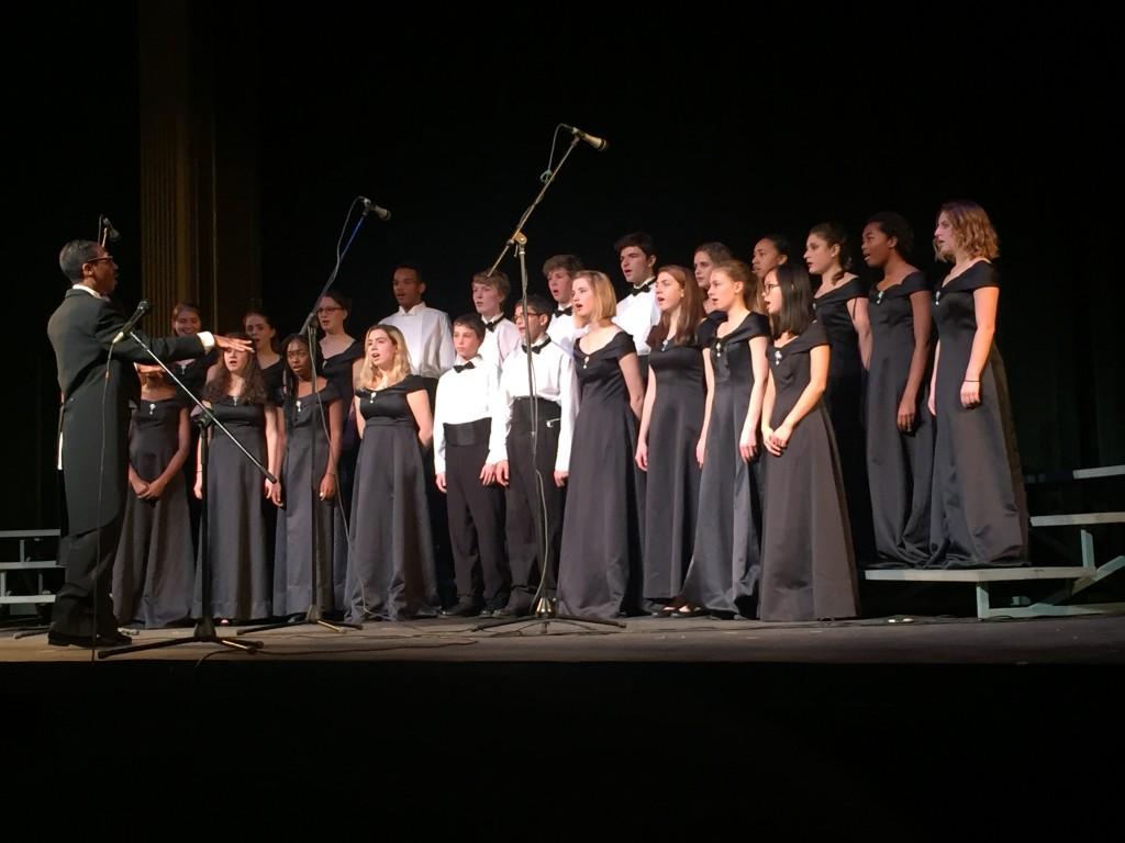 winter vocal concert
