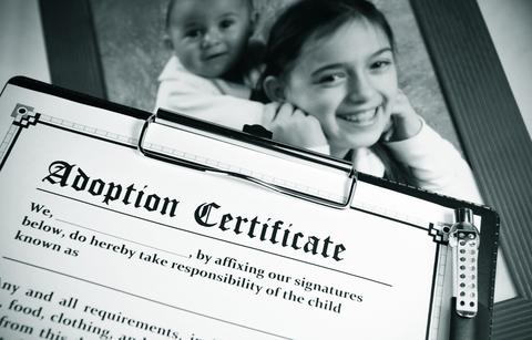 Adoption: A Letter to Legislation