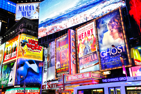 Broadway shows New York