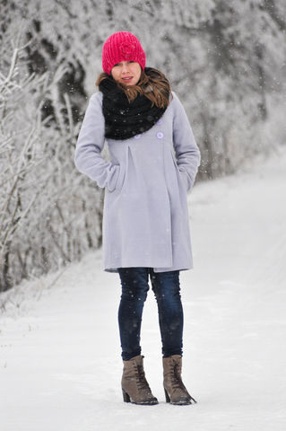 Winter Trends Keeping You Warm