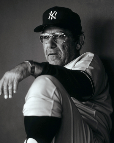 Yogi Berra: Gone, not Forgotten