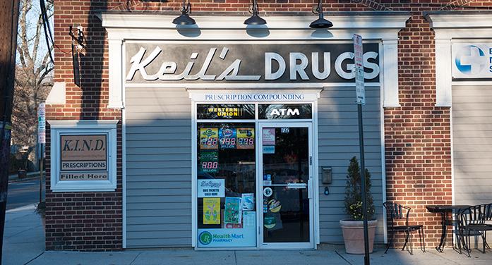 Keil's Pharmacy in Montclair