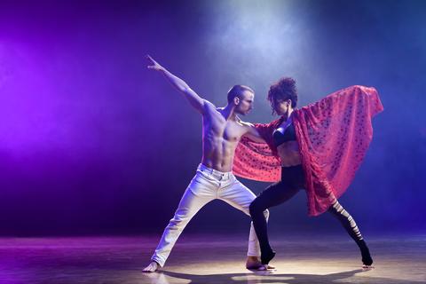 Dance Collage 2015 at Kasser