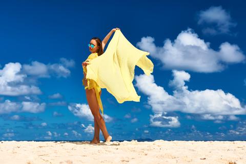 Sarong: Four Versatile Styles