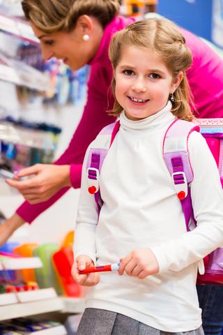 School Supplies at a Bargain