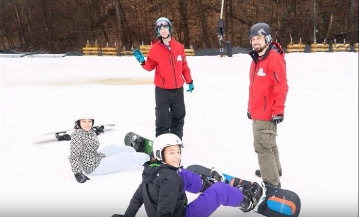 Ski Facility in Vernon
