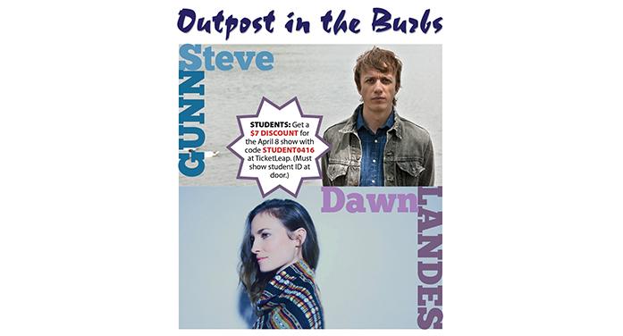 Steve Gunn and Dawn Landes