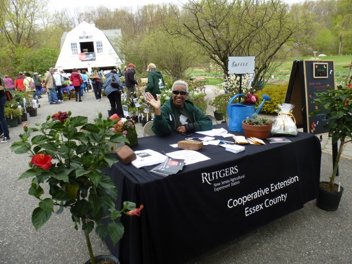 Plant Sale By Rutgers