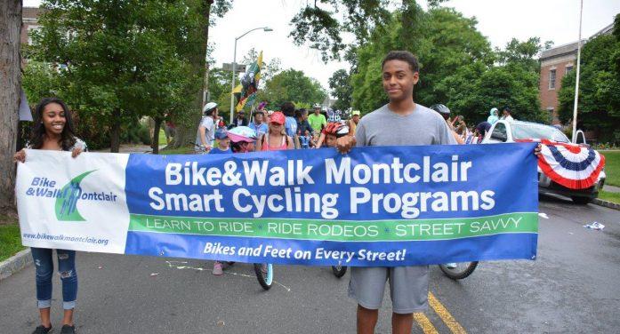 Bike and Walk Montclair 2016