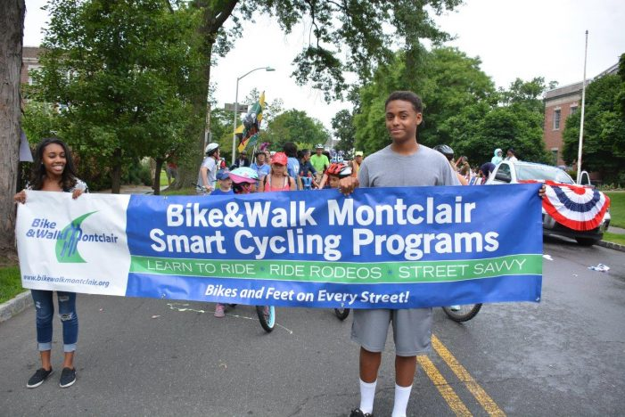 Bike and Walk Montclair 2016