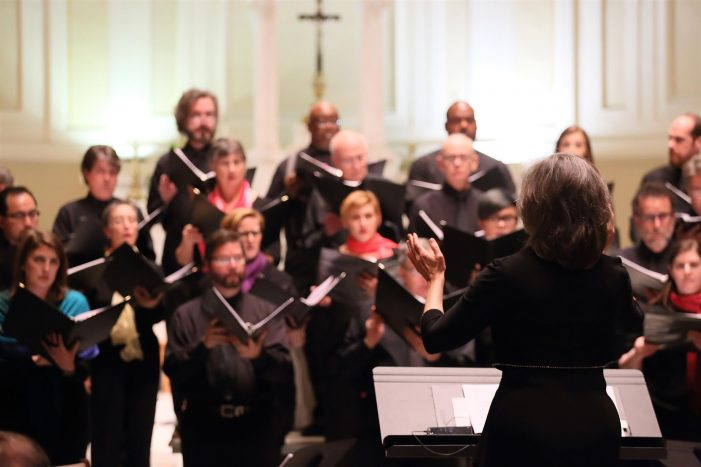 Global Tapestry by Schola Cantorum on Hudson