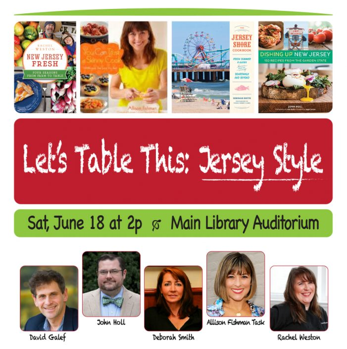 Let's Table This: Jersey Style at MPL