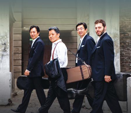 Shanghai Quartet Review