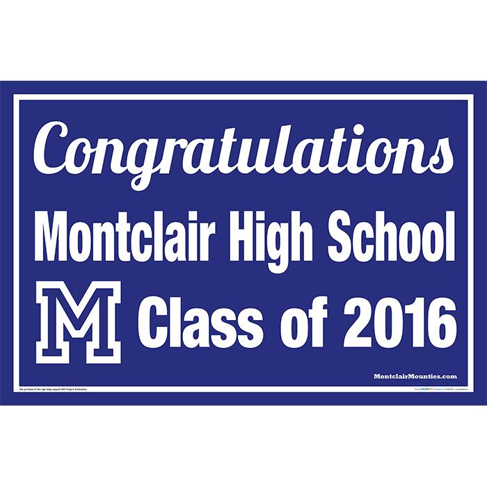 2016 Graduates of MHS
