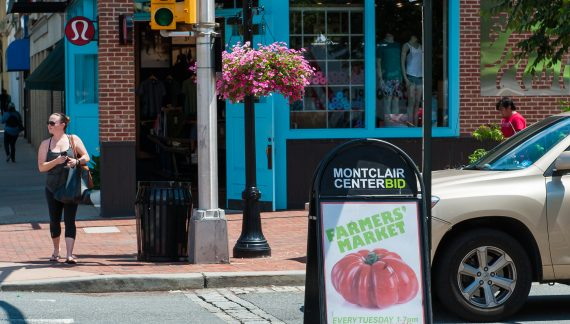 Montclair's South Park St. Farmers Market a Failure By Any Measure