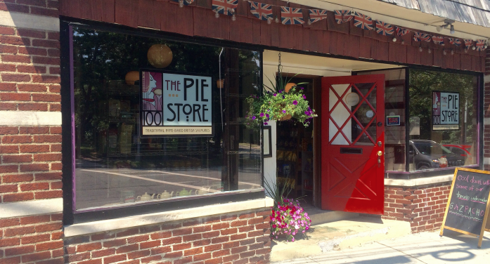 The Pie Store Brings the U.K. to the U.S.