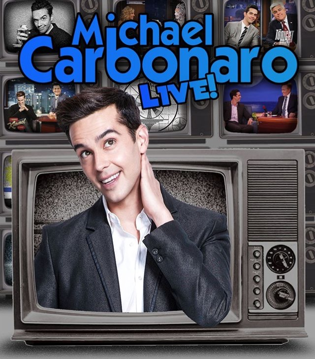 Michael Carbonaro at Wellmont