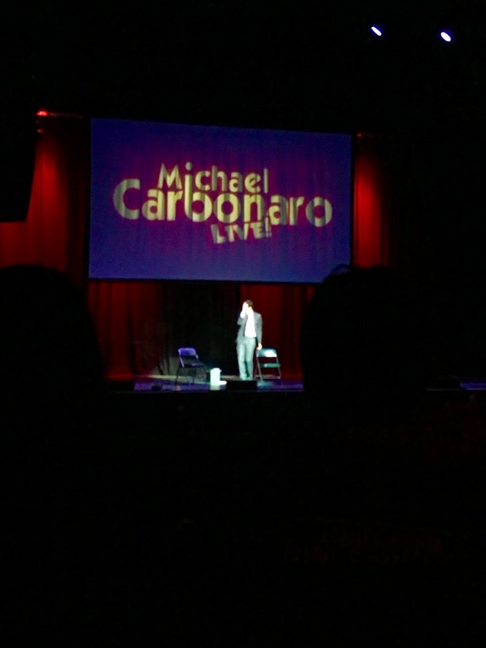 Michael Carbonaro Came to Impress