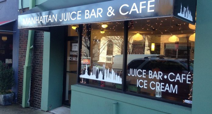 Manhattan Juice Bar and Cafe