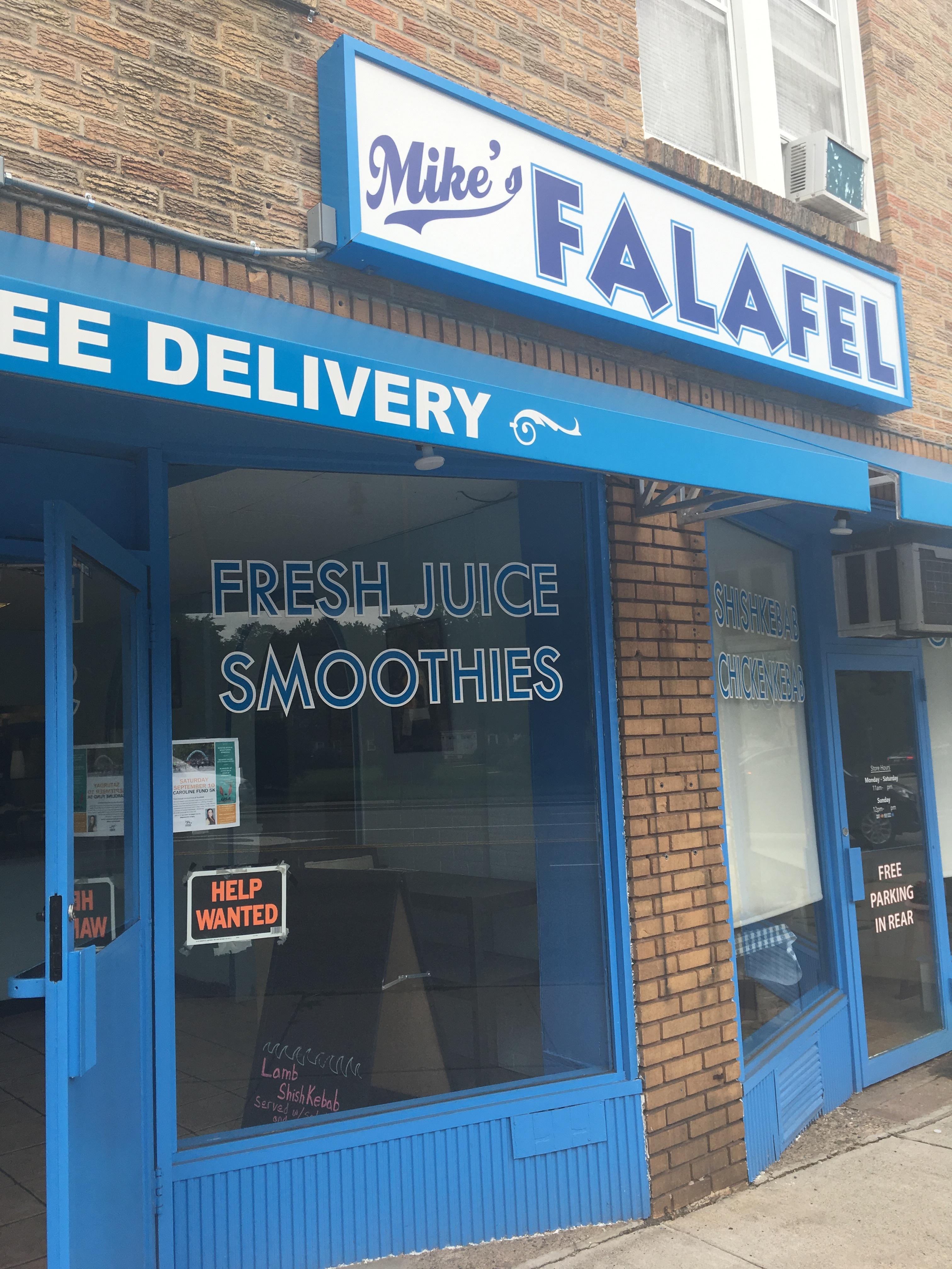 mike's falafel