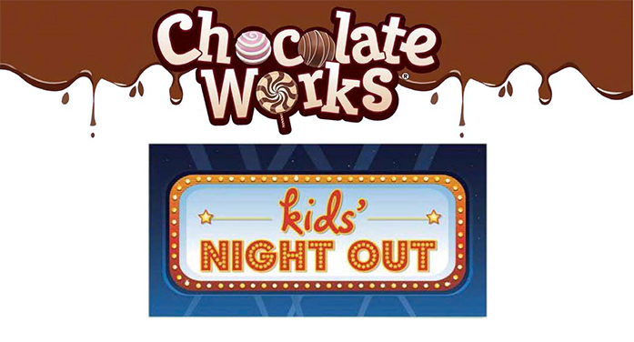 Kids Night Out at Chocolate Works