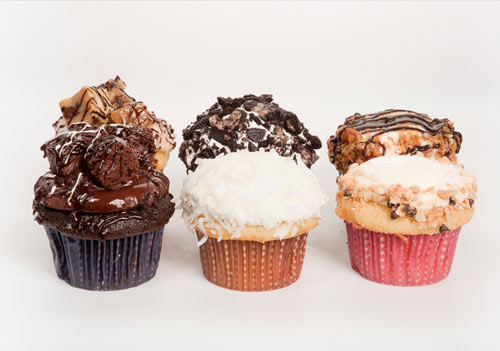 Cupcakes by Carousel: Scrumptious Treats