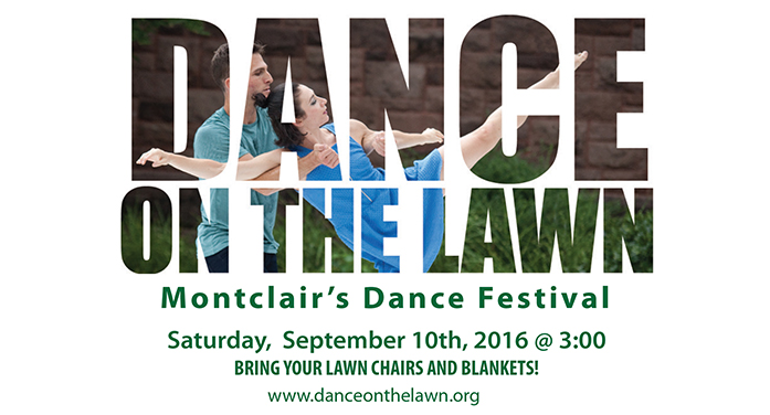 Dance on the Lawn on Sept. 10