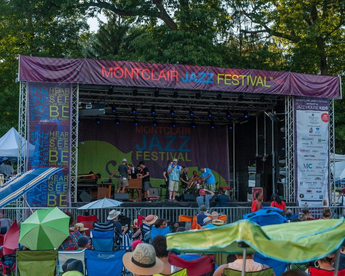 Montclair Jazz Festival of 2016
