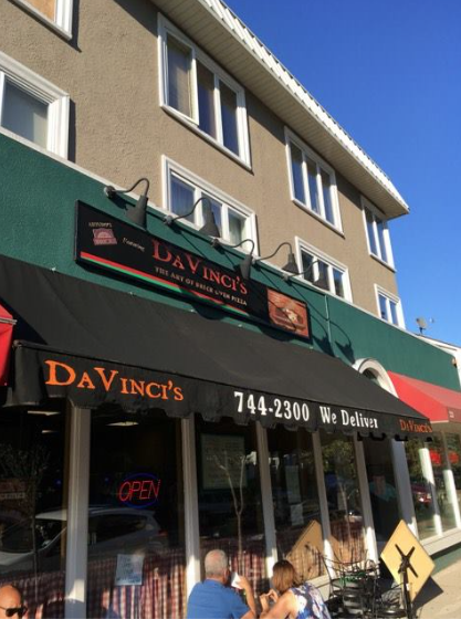 Da Vinci's: Pizza Lovers Will Be Satisfied