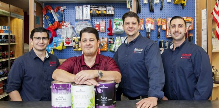 Red Star Paint is Montclair's Go-To Paint Shop